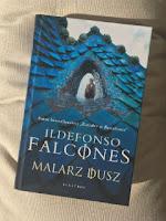"""Malarz dusz"" Ildefonso Falcones, fot. paratexterka ©"