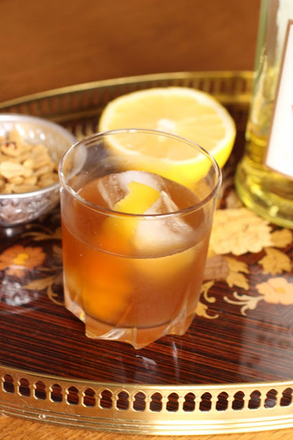 recette cocktail whisky agrume