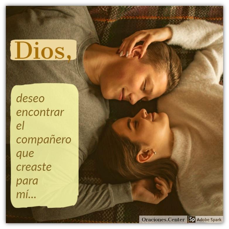 Oración para encontrar pareja - Un Novio para Casarme