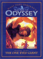 Book cover for Tales from the Odyssey: The One-Eyed Giant