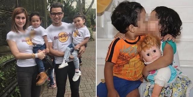 Sajat Dituduh Galak Sumbang Mahram Lepas Muat Naik Gambar Anak Angkat Bercumbu di Instagram