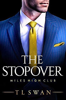 The Stopover by TL Swan cover