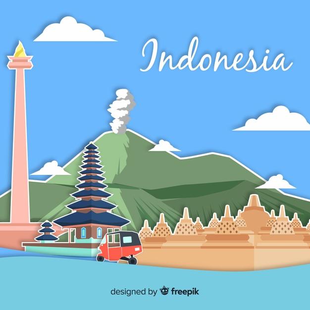 6 Hal yang Bikin Asyik Tinggal di Indonesia