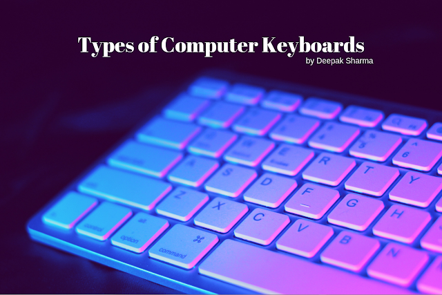 Types of Computer Keyboards