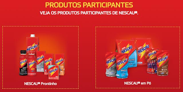 Promoção Nescau Juntos em Barcelona