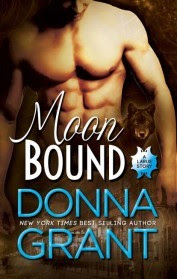 Moon Bound by Donna Grant