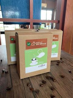 88 Rustic Coffee Green