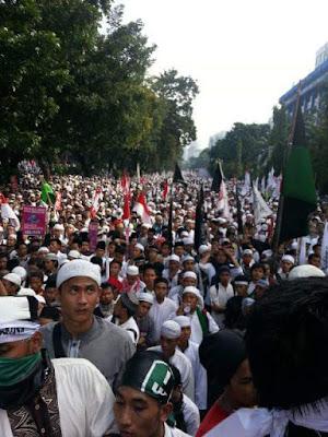 Cerita Jujur Aksi Bela Islam 411 November