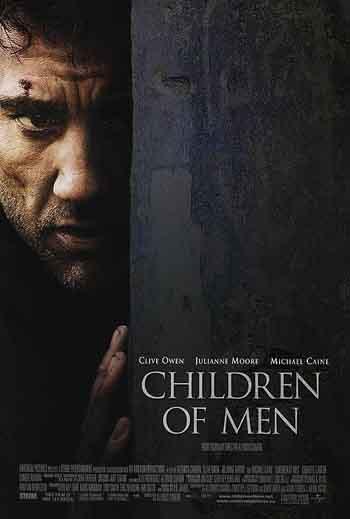 Children of Men 2006 480p 300MB BRRip Dual Audio