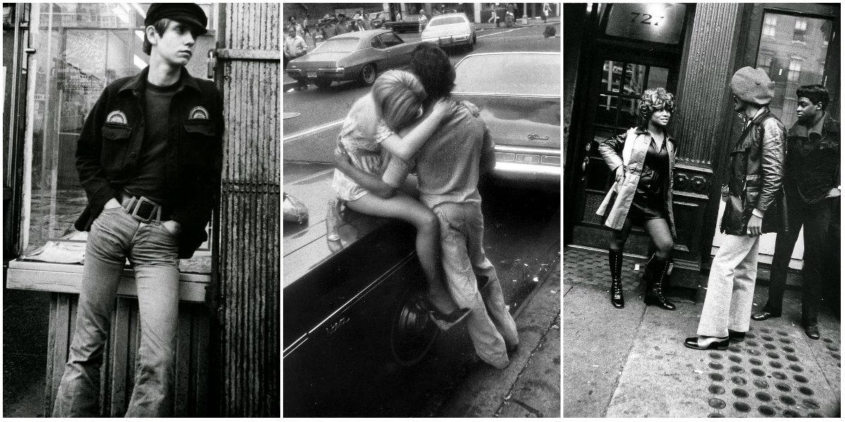 50 Amazing Candid Photographs That Capture New York City S
