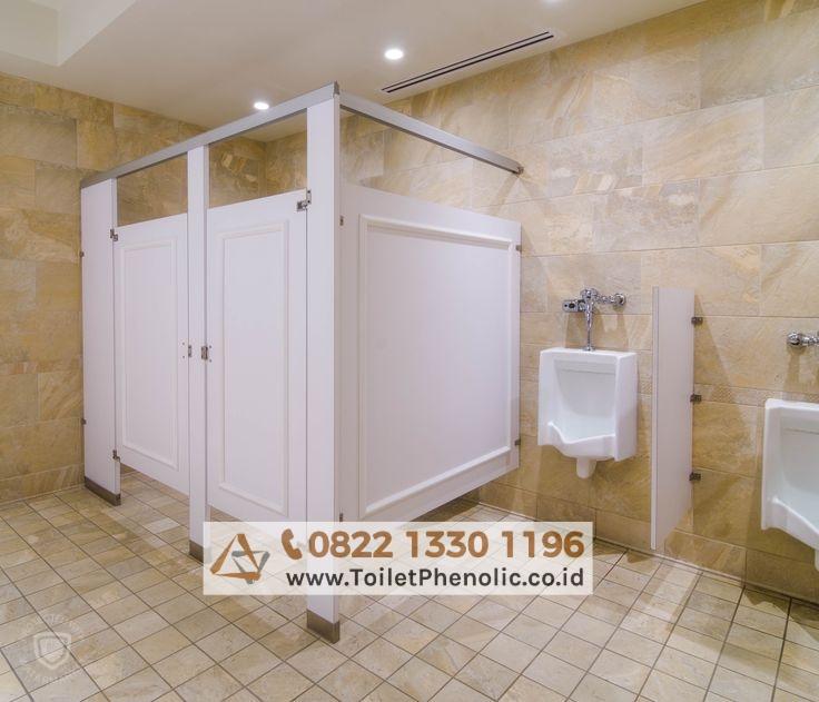 Toilet Cubicle Pacitan (Partisi Kamar Mandi Phenolic) Murah