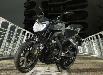 Spesifikasi Yamaha MT125