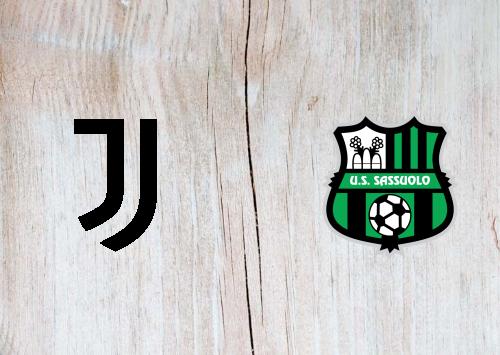 Juventus vs Sassuolo -Highlights 10 January 2021