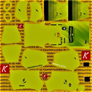 F.C Crotone GK Kits DLS 2020