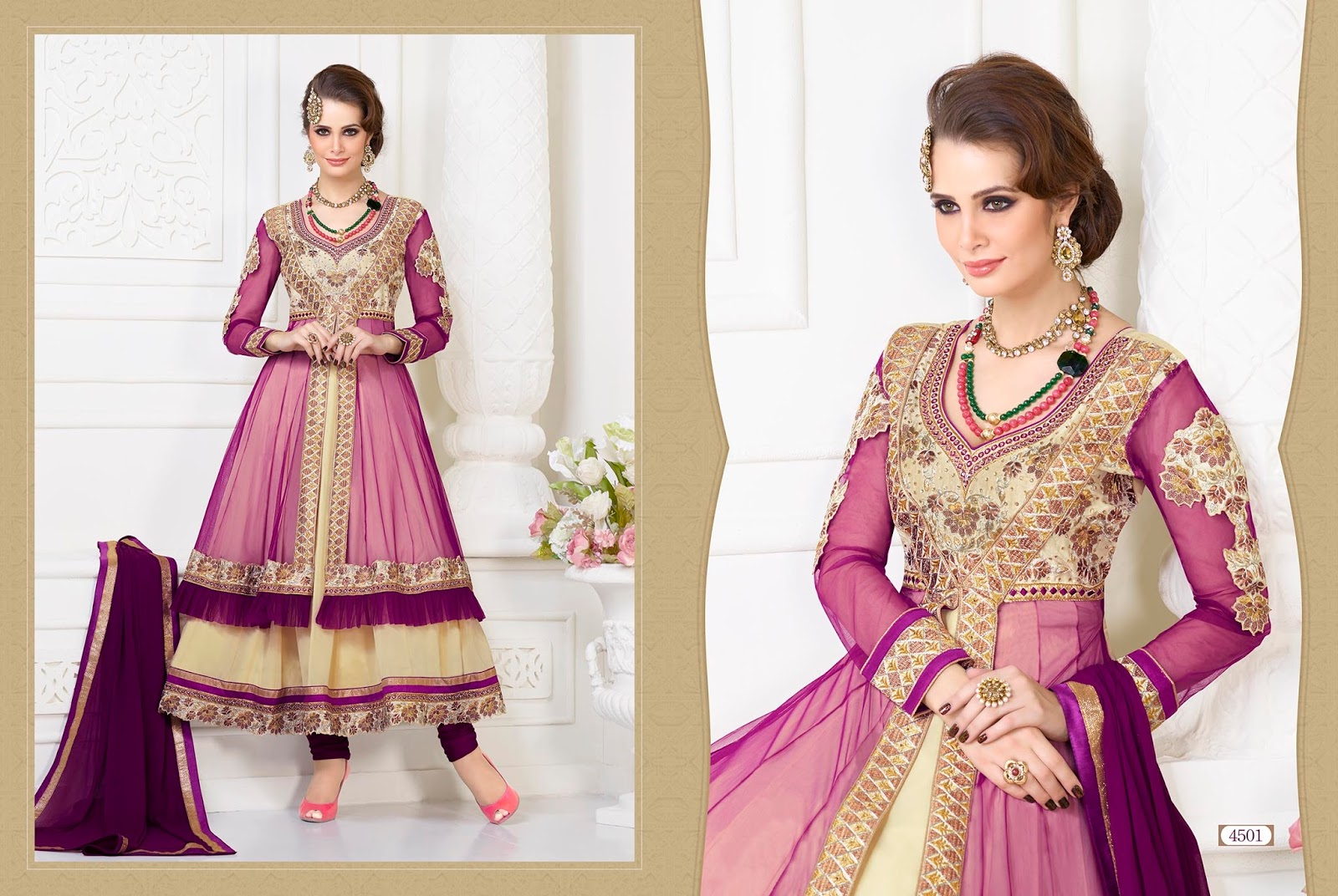 Aafreen Vol 7 – New Collection Royal Georgette Designer Suit
