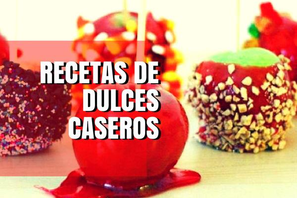 RECETAS DE COMIDA SANA Dulces Caseros Fciles de Hacer
