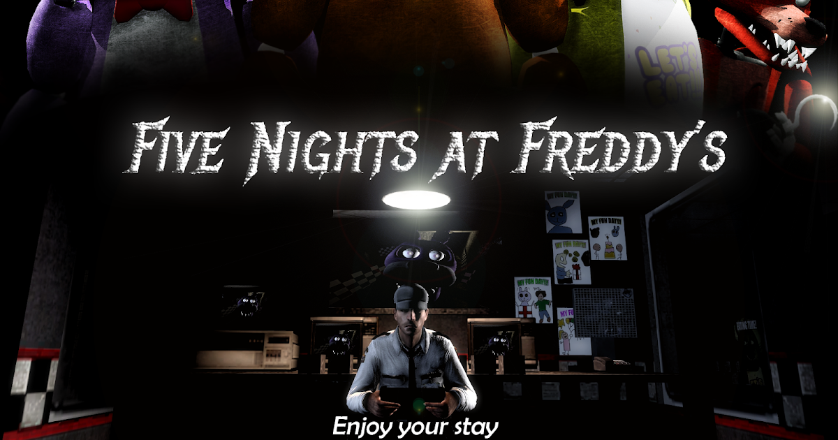 5 nights at freddys game play online 1