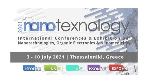Nanotexnology 2021: Διαδικτυακό Συνέδριο Νανοτεχνολογίας