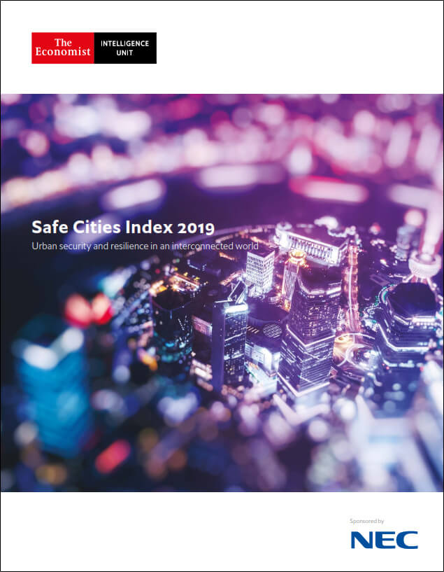 Safe Cities Index 2019: Tokyo once again topped the list