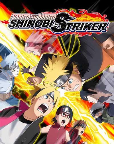 Naruto to Boruto Shinobi Striker PC Español Torrent ISO
