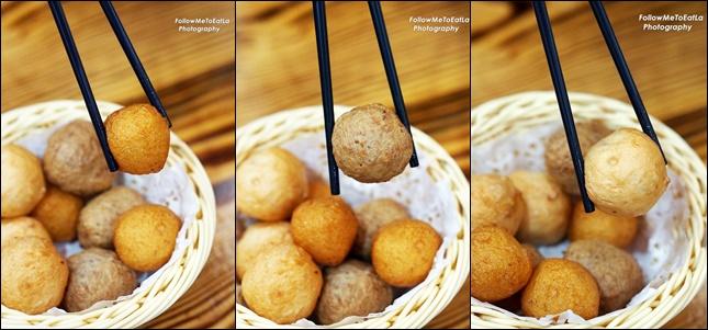 Snacks - HK Fried Fish Balls, Fried Pork Ball, HK Fried Cuttlefish Ball