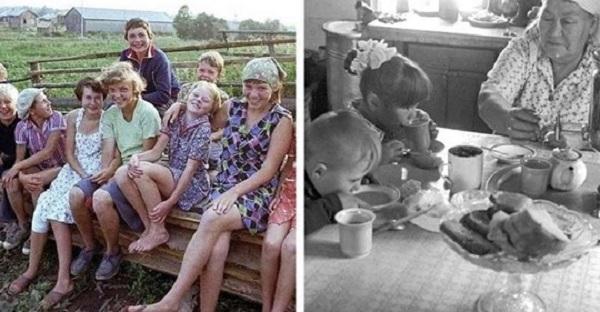 Как хочется, чтобы бабушки и дедушки жили вечно! Время, проведенное с вами, бесценно