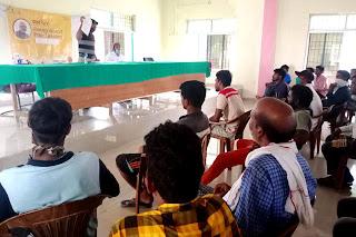 तीन दिवसीय आरपीएल प्रशिक्षण के लिये 100 अभ्यर्थियों का चयन  #NayaSabera