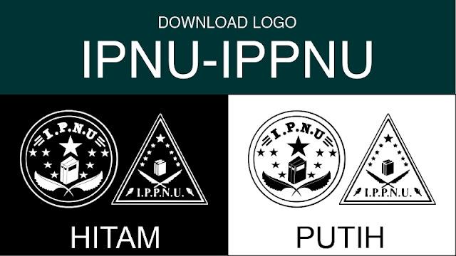 Download Logo IPNU - IPPNU Hitam Putih Vector Format CDR
