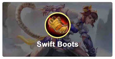Build sepatu wanwan swift boots