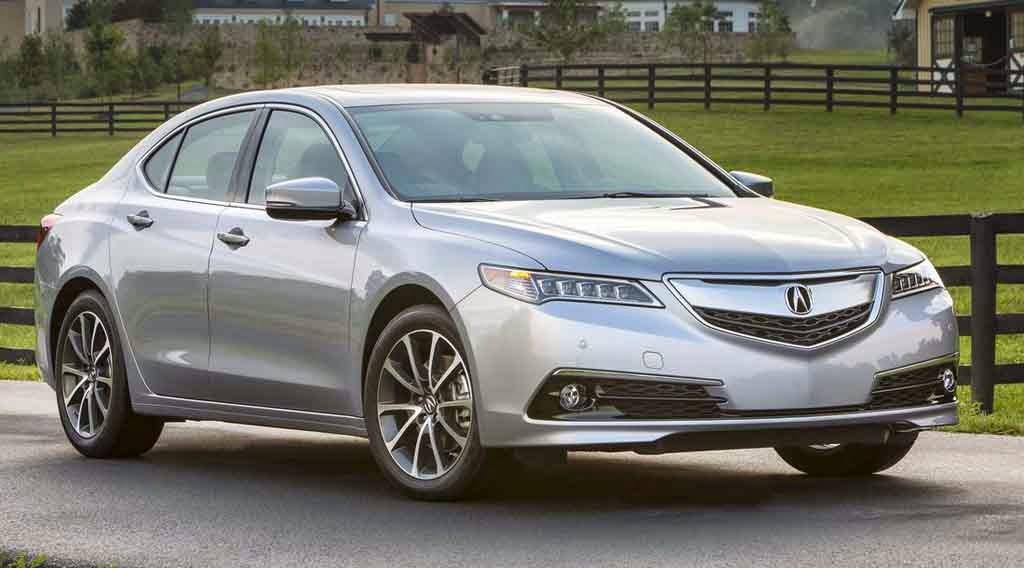 2017 Acura Tlx Hybrid Design