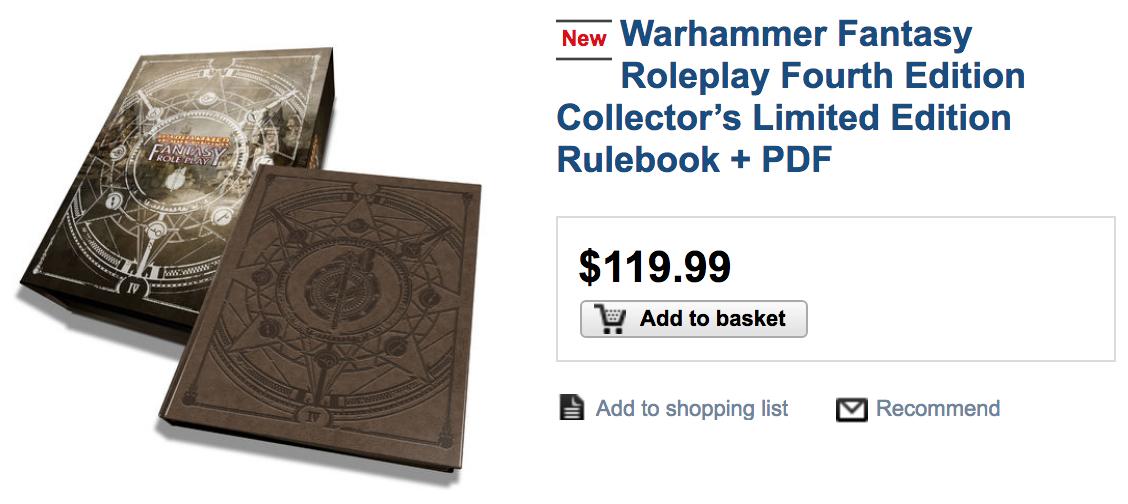 warhammer roleplay 3rd edition pdf
