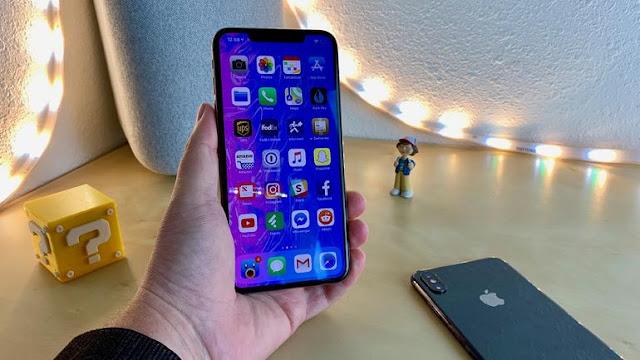 Cara Memperbaiki iPhone XS Max Kesalahan Layanan 'No Service'