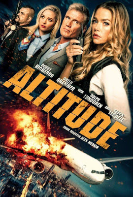 Altitude 2017 DVD R2 PAL Spanish