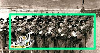 المقاومة المسلحة ضد نظام الحماية و أسباب فشلها