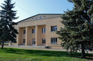 Александро-Калиново. Дом культуры