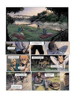 El cómic Green Class 2. Alfa a la venta el 20 de febrero.