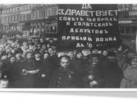 Latar Belakang Revolusi Bolshevik