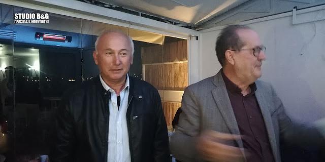 Υποψήφιος με τον Παναγιώτη Νίκα ο Γιάννης Μπόλλας