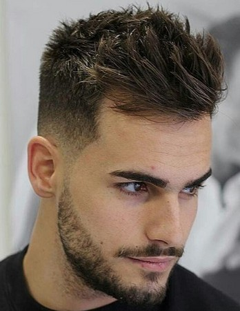 model gaya rambut old school pendek