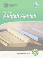 Buku Guru K13 Akidah Akhlak Kelas XII MA