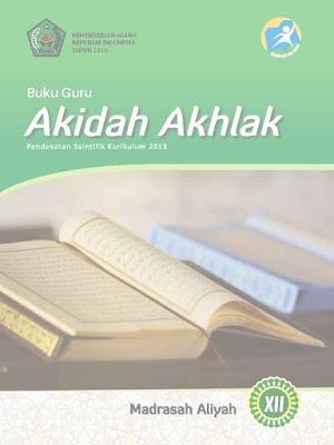 Image result for Materi Akidah Akhlak Kelas 12 SMA