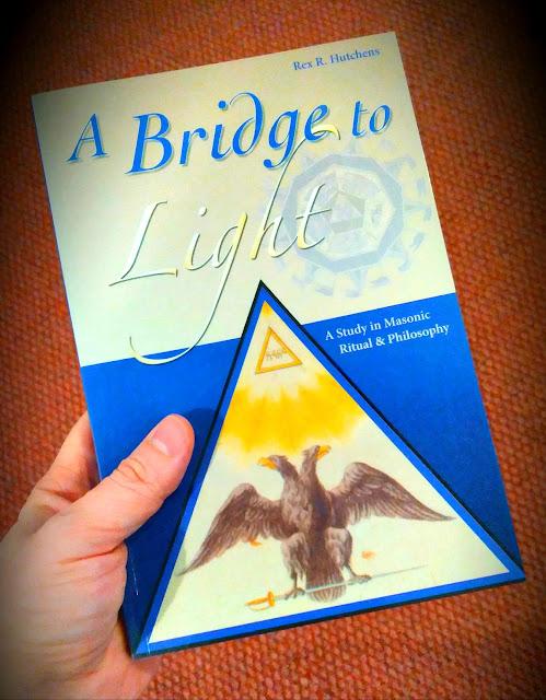 A Bridge to Light. Rex Hutchens, 33°, GC. Supreme Council. Scottish Rite, SJ