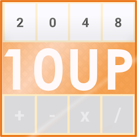 10Up Number Puzzle Game