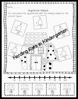 Herding Kats in Kindergarten: Gingerbread and Freebies!
