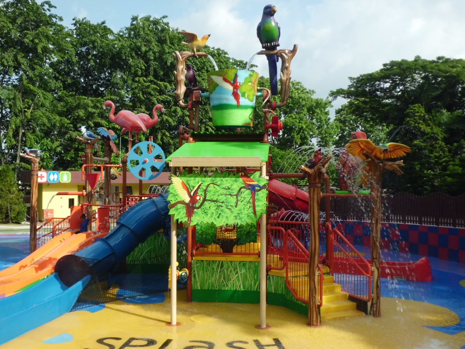 Kids World at Singapore Jurong Bird Park