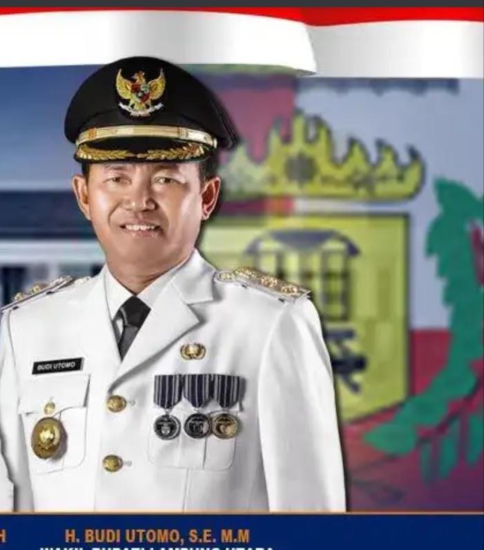 Budi Utomo Akan Memimpin Lampung Utara Kedepan