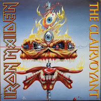 "Iron Maiden - ""The Clairvoyant"""