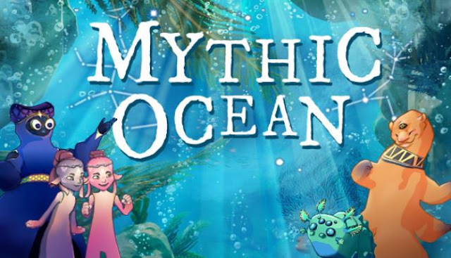 Mythic Ocean is an adventure game for true ocean lovers and those who want to build and destroy the world.