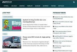 Download Template blogger Yang di gunakan Mastimon