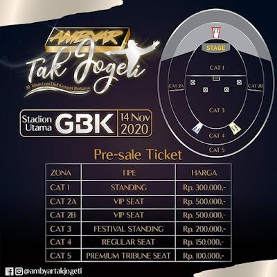 Harga Tiket Masuk Konser Ambyar Tak Jogeti Tribute to Didi Kempot Stadion Utama GBK